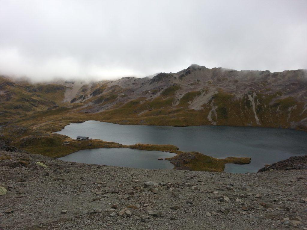 Lake Angelus Hut