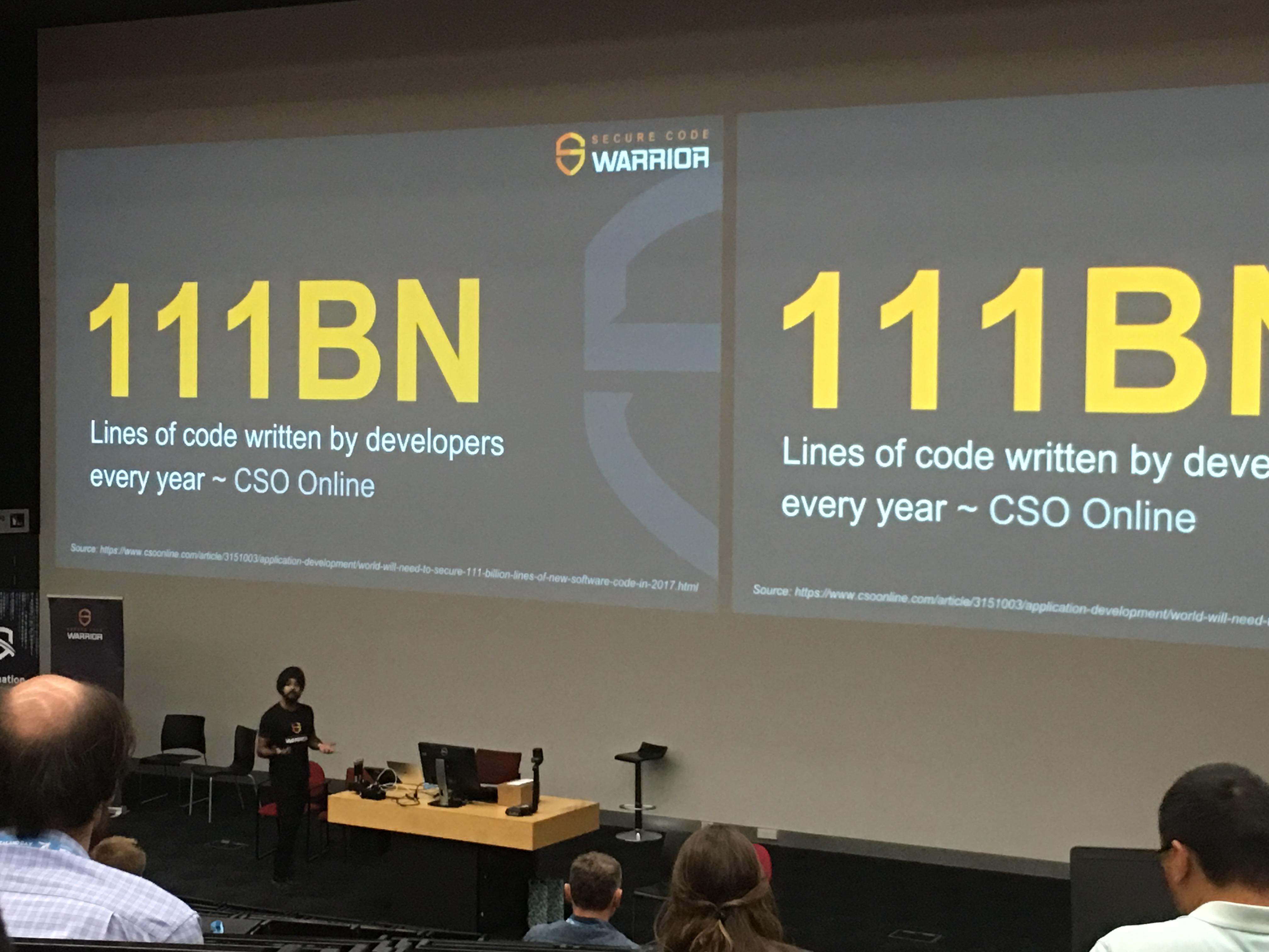OWASP SLOC Count